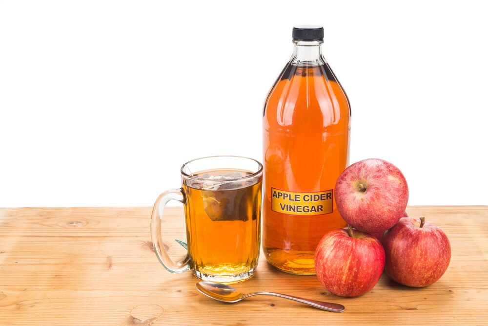 Apple Cider Vinegar Taken at This Time Helps Weight Loss