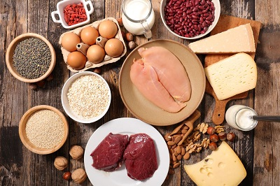 Use Protein for Muscle and Weight Maintenance